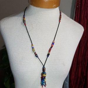 Jewelry - Tribal theme necklace